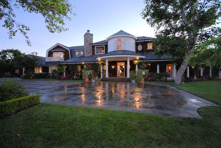 Jessica Simpson's house