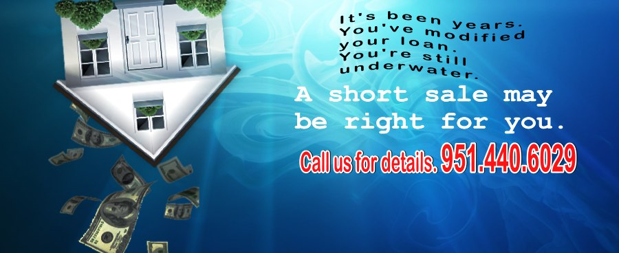 A short sale may be right for your Temecula or Wildomar home